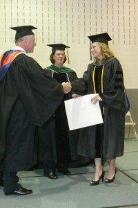 ACP's First Graduate