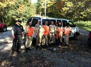 Appalachian Detention Center Crew