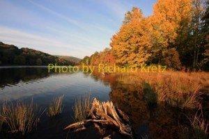 Hidden Valley Lake Fall Colors
