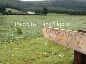 Kilgour House in Fife, Scotland