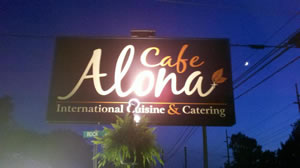 Cafe Alona: International Cuisine in Your Backyard