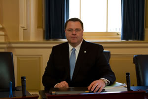From Veteran House Member to Freshman Senator, Bill Carrico Stays Focused